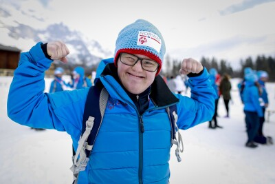 AUSTRIA SPECIAL OLYMPICS WORLD WINTER GAMES 2017