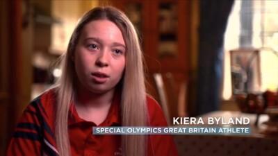 Meet Gold Medal Cyclist Kiera Byland