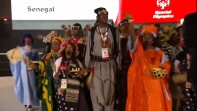 Special Olympics Senegal Delegation Opening Ceremony Parade
