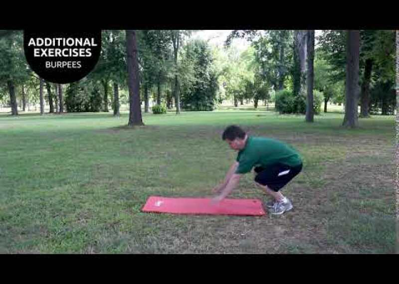 Additional Exercise - Burpees
