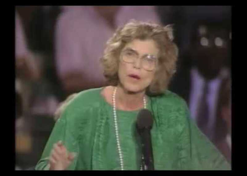 Eunice Kennedy Shriver's Message of Hope