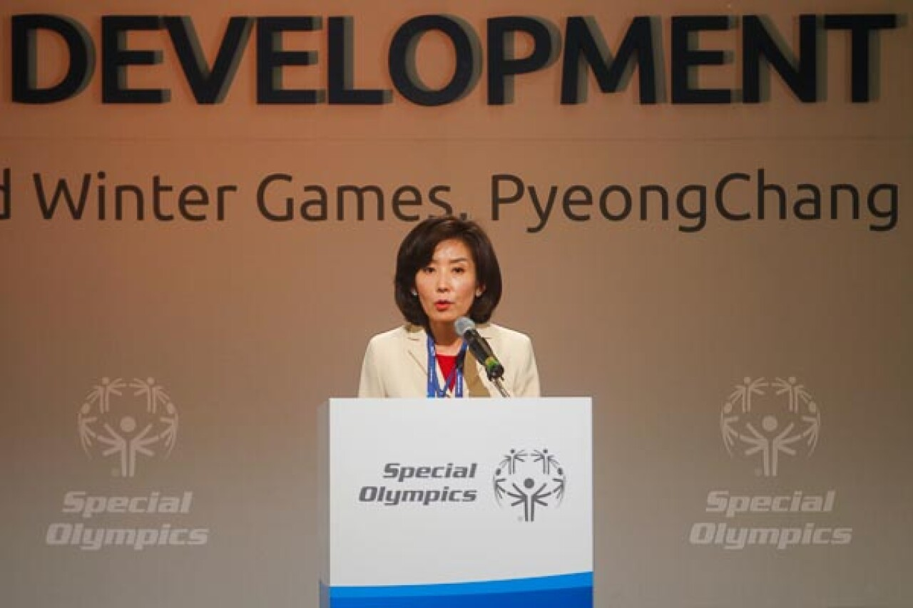 Special Olympics Global Development Summit