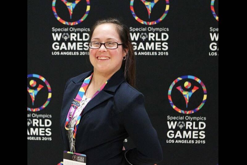 Lani De Mello World Games 2015.