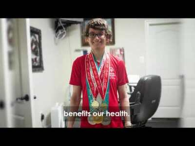 Sports for Life: Tori's Story