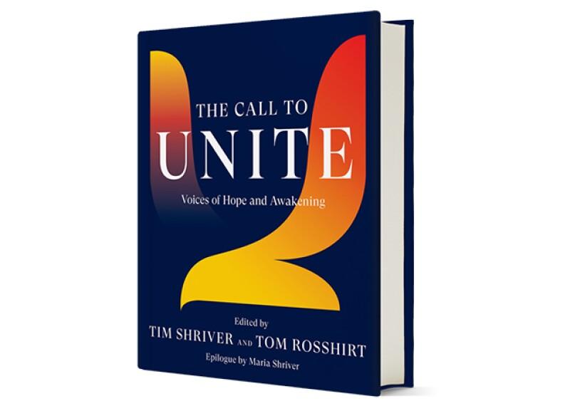 The Call to Unite book cover.