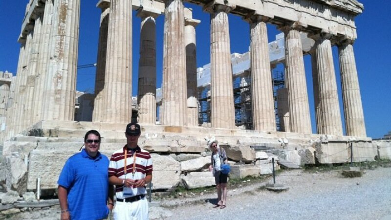 eddy and clint at parthenon.jpg