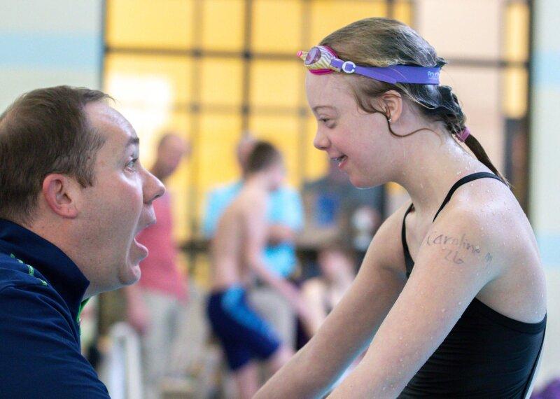 Aquatics Coach