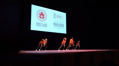 The SOWG Dance Competition for International Dance Day