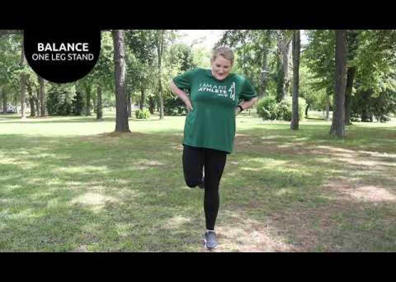 Balance - One Leg Stand