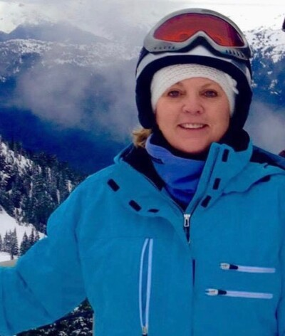 Nancy Benningfield ski