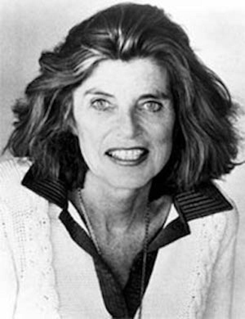 Portrait of Eunice Kennedy Shriver