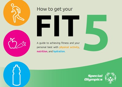 Cover to the Fit 5 guide.