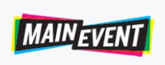MainEvent multi colored logo