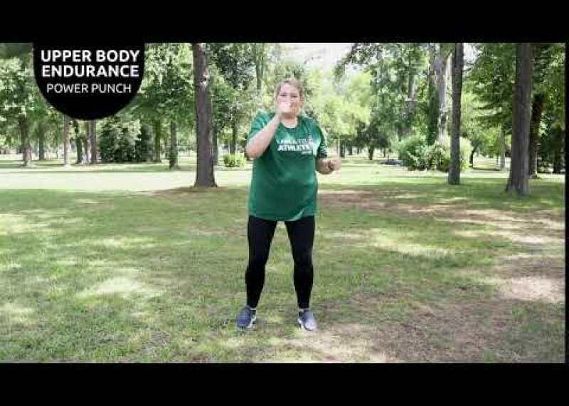 Upper Body Endurance - Power Punch