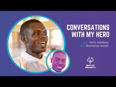 Femi Adefeso: Take the first step
