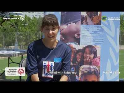 Special Olympics World Refugee Day