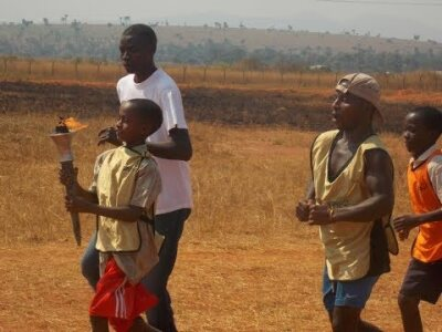 Breaking the Chains - Unified Sports in Nyarugusu Refugee Camp