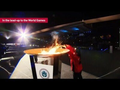 Countdown to World Games!