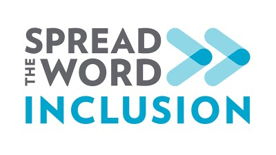 Spread the Word Inclusion logo