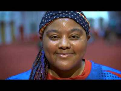 Special Olympics Women Empowering the World