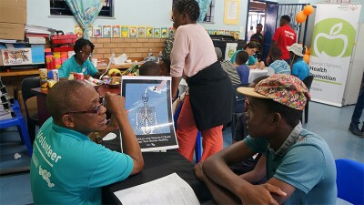 Special Olympics South Africa Healthy Athletes GAUTENG Screening.jpg