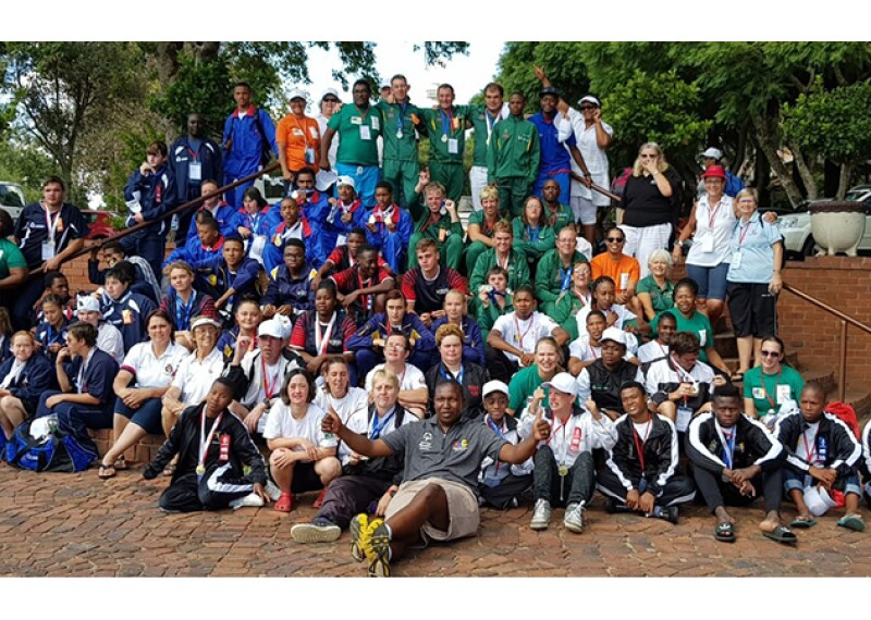 Special Olympics South Africa 2018 National Summer Games Swimming.jpg