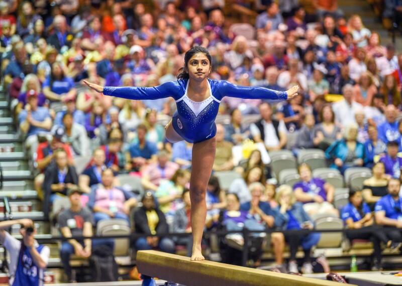 Artistic Gymnastics Quiz Promo