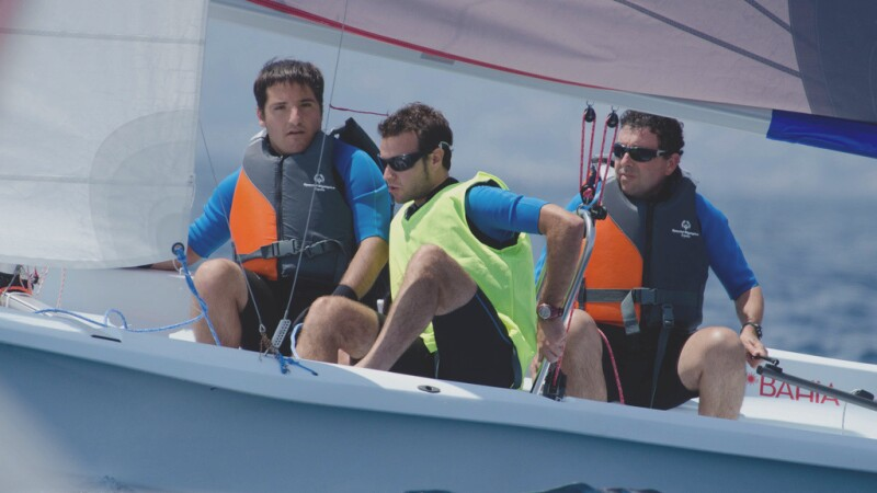 Sailing Banner