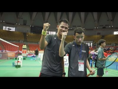 Special Olympics Asia Pacific Unified Badminton Championship 2019 Bangkok