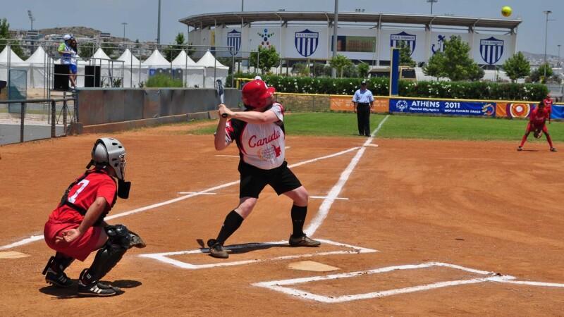 Softball Lead