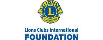 Lions Clubs International Foundation logo.