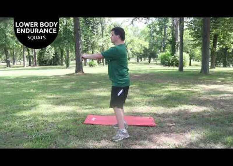 Lower Body Endurance