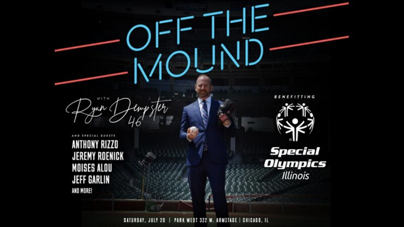 "Daniel and former Chicago Cubs pitcher Ryan Dempster host ""Off the Mound with Ryan Dempster,"" a live late-night style talk show."