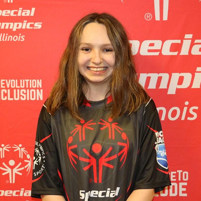 Stephanie Lopez, Special Olympics Illinois
