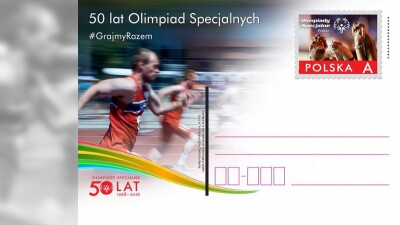 Polish Post celebrates #SpecialOlympics50!.jpg
