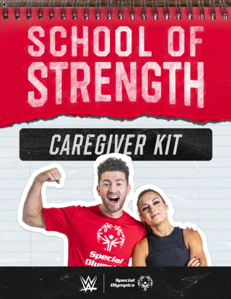 School of Strength Caregiver Kit Cover Image