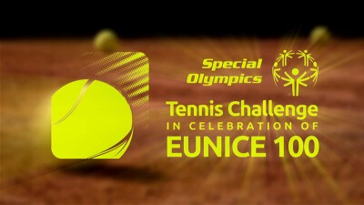 Special Olympics Tennis Challenge in Celebration of Eunice 100