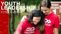 Youth Leadership Story | Kyra & Anna