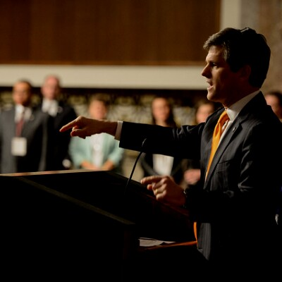 Hill Day Reception--Tim Shriver