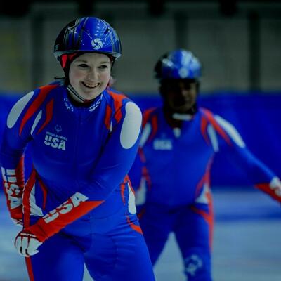 USA Speed Skating