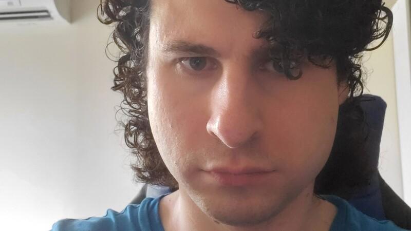 Selfie of Joshua Cohen