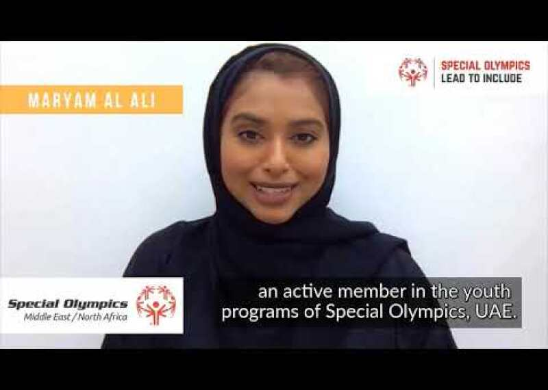 Special Olympics Middle East/North Africa Youth, Lead to Include