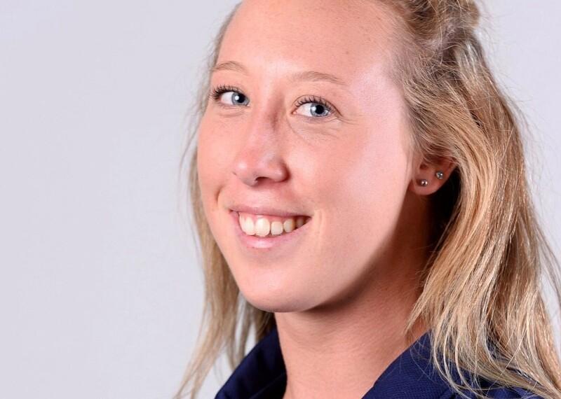 Nicole Harris, Basketball Official, World Games Abu Dhabi 2019