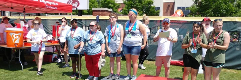 Bocce Awards Summer Games