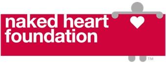 Naked Heart Foundation logo
