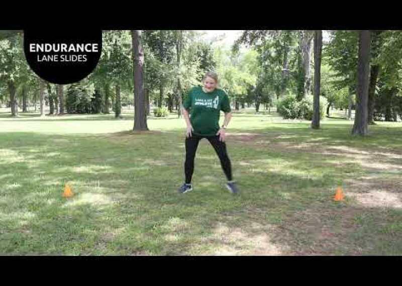 Endurance -  Lane Slides