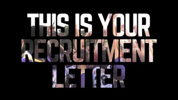 Your Recruitment Letter