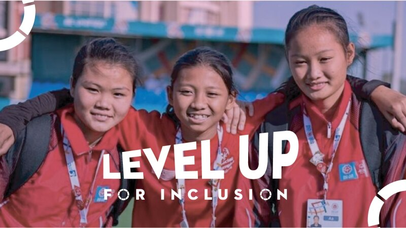 Level Up For Inclusion