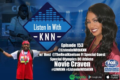 Image of the Fox Sports Radio 96.9FM visual with an image of Novie Craven.
