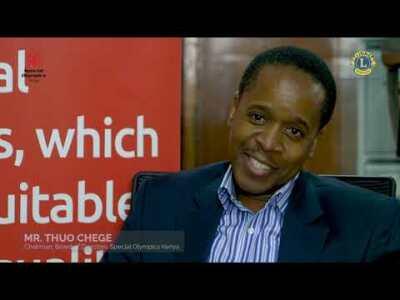 LESH and Special Olympics Kenya's Partnership